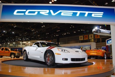 Ron Fellows ALMS GT1 Champion Corvette Z06 - дайте волю вкусу