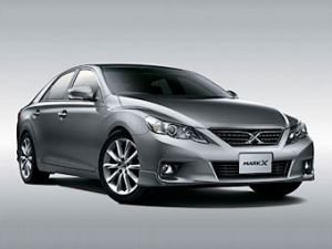 Toyota покажет в Токио обновленный роскошный седан Mark X