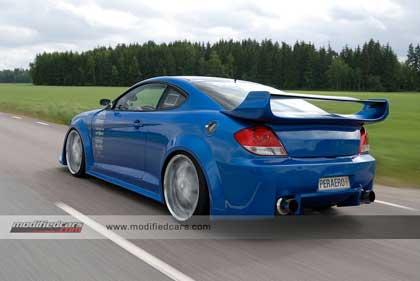 Мультимедийный Hyundai Coupe