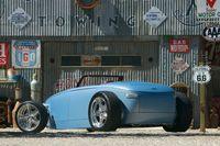 Volvo Caresto V8 Speedster - Хот-род на зависть американцам!