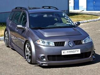 Специалисты Carzone сделали из семейного Renault Megane настоящего монстра