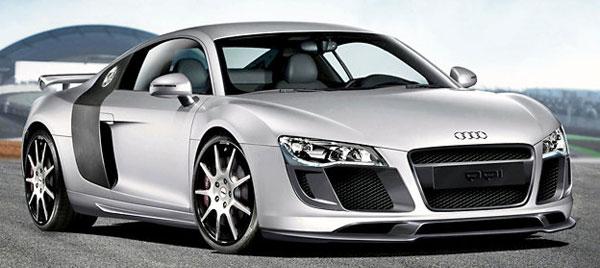 Audi-PPI R8 Razor: суперспорткар с приставкой «супер»