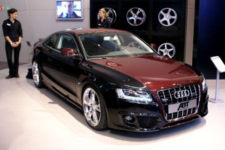 Essen Motor Show 2007: ABT Audi AS5
