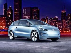 Концерн VW показал прототип городской малолитражки