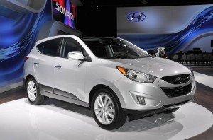 Новый Hyundai Tucson доехал до Лос-Анджелеса