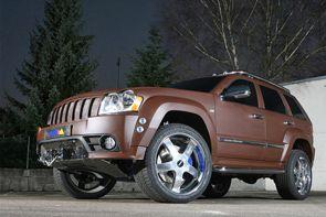 499-сильный Jeep Grand Cherokee: меньше 5 секунд до «сотни»
