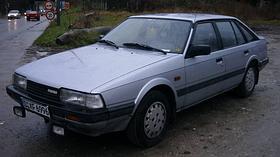 Mazda. История модели 626