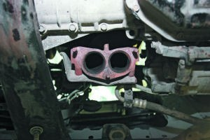 Свап мотора на Almera