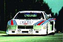Lancia beta montecarlo turbo. Созданная побеждать