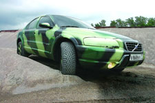 Volvo S60R 4x4 «Обухов-инжиниринг»