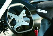 Peugeot 206 RCC. Франция. С быстрым паром
