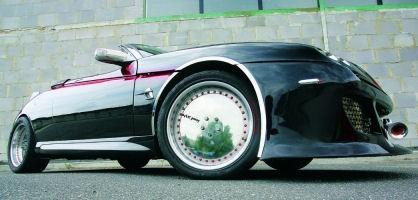 Spider авто тюнинг в одессе видео процесса тюнинга автомобиля ваз