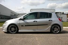 """Боди-кит """"Shogun"""" для Renault Clio 3 от Carzone Specials"""