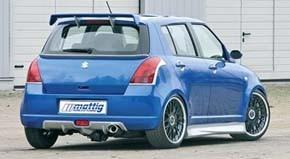 Тюнинг Suzuki Swift от Mattig