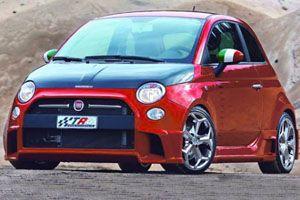 Fiat 500 прокачали до состояния 5-0-0 Super