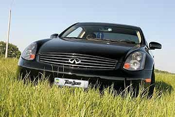 Infiniti G 35 Sport Coupe