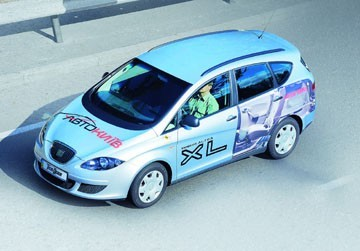 SEAT Altea XL - на вырост