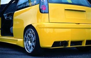 Fiat Punto GT: Злой желтый хомяк