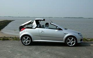 Злая Tigra или Opel в спортивном стиле