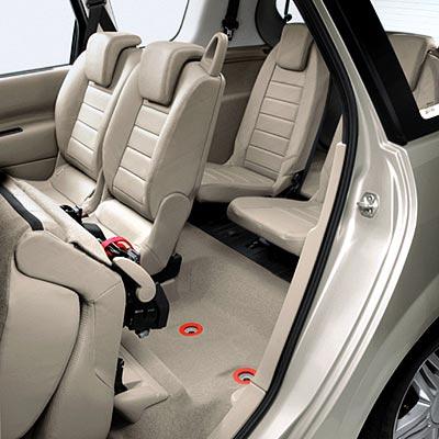 """""""Grand Scenic"""" - первый микроминивэн """"Renault"""" с третьим рядом сидений"""