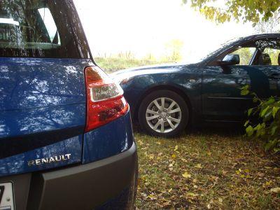 Renault Megane сразился с новой Mazda 3