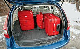 А чемоданам хорошо!