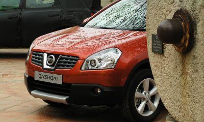 Паркетник Nissan Qashqai проверили по меркам C-класса