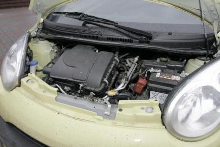 Тест-драйв Citroen C1