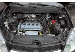 У мощного и тяговитого мотора большая инерционность и повышенный расход топлива.