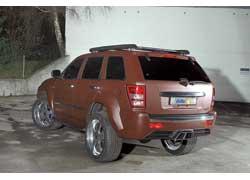 Jeep Grand Cherokee. Delta4x4
