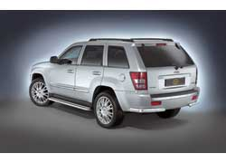 Jeep Grand Cherokee. Cobr a Technology