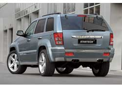 Jeep Grand Cherokee. Startech