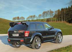 Jeep Grand Cherokee. Konigseder