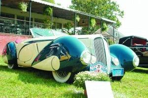 Delahaye 165 Figoni et Falaschi Cabriolet