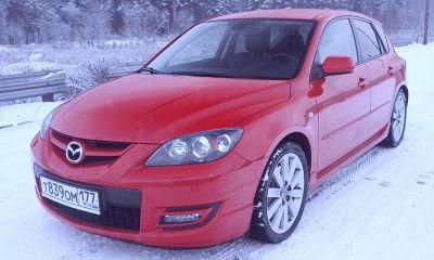 Mazda3 MPS неожиданно бьет по конкурентам