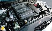 MZR 2.3L DISI Turbo