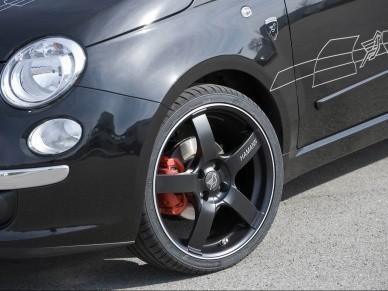 Большой опыт в автоспорте помогает Hamannразрабатыватьэффективные тормозные механизмы