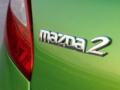 Mazda 2 в «диетическом» исполнении