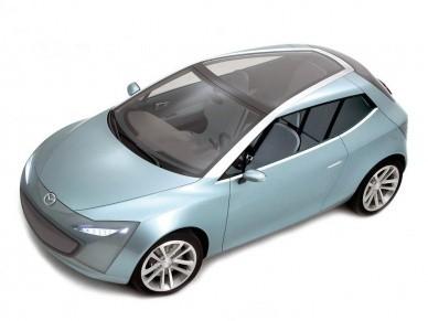 Концепт-кар Mazda Sassou