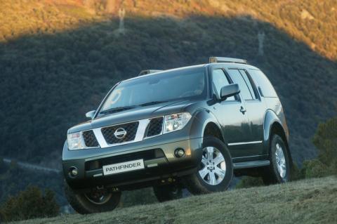 Nissan Pathfinder. Солдат удачи