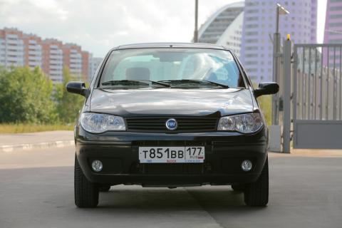 Fiat Albea. Назад в будущее