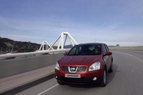 Nissan Qashqai. Полукровка