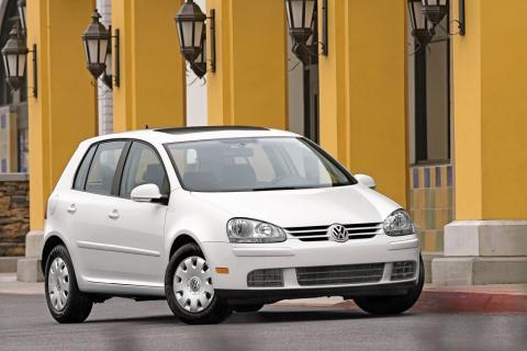 VW Golf. Классик
