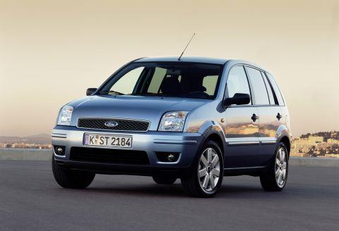 Ford Fusion. Первопроходец