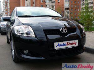 Toyota Auris – слыхали?