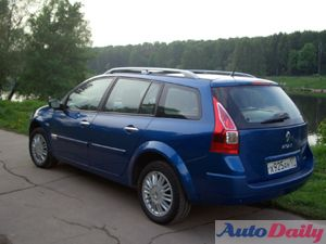Достояние Renault – Megane II Estate