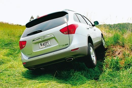 Кроссовер Hyundai Veracruz