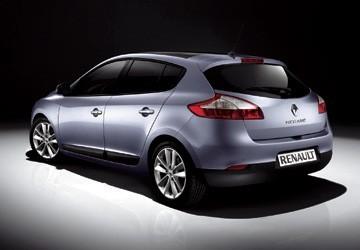 Renault Megane - смена имиджа