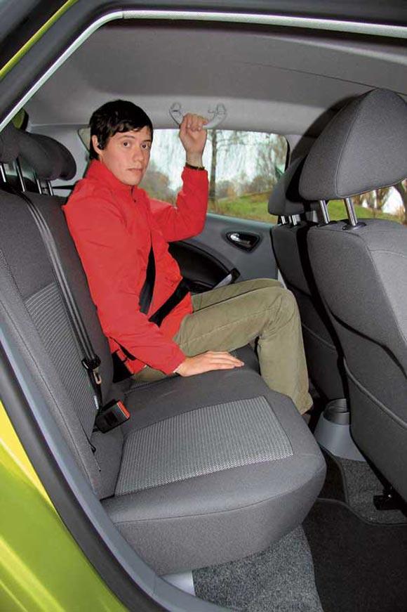 Тест-драйв Seat Seat Ibiza 5door 2009