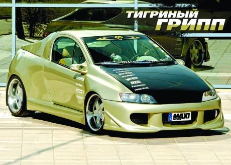 Opel Tigra: тигриный грипп